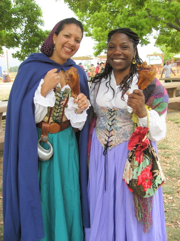 Me and Skylar at Ren Faire