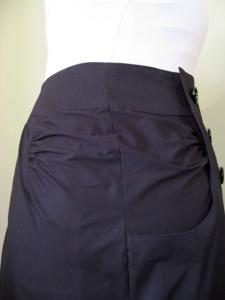 Side Detail of Skirt