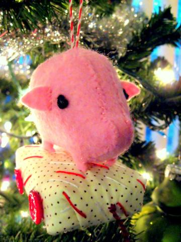 Wee Wonderful Pig