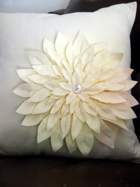 Snow Mum Pillow