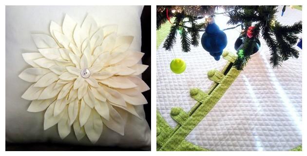Amy Butler Christmas Crafting